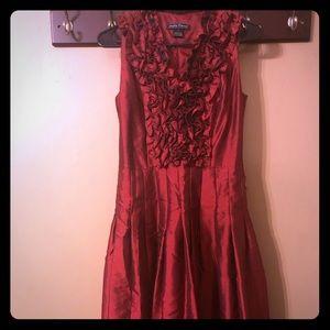 Jessica Howard party dress 🔥